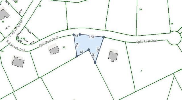 863 Split Rock Tr, Hixson, TN 37343 (MLS #1335339) :: The Hollis Group