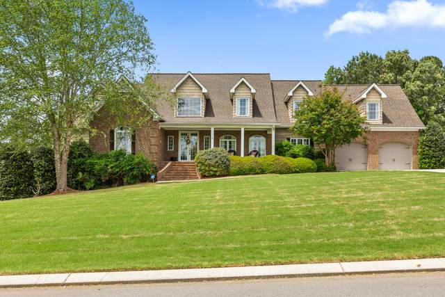 408 Overlook Way, Cohutta, GA 30710 (MLS #1335388) :: 7 Bridges Group