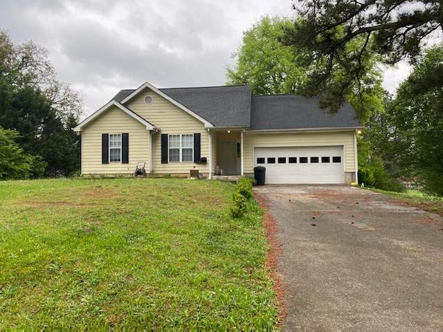656 Mcentire Cir, Chatsworth, GA 30705 (MLS #1335440) :: Keller Williams Realty | Barry and Diane Evans - The Evans Group