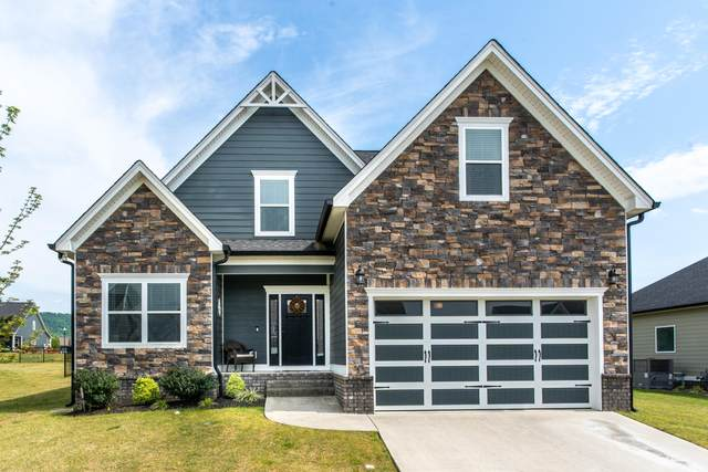 8452 Skybrook Dr, Ooltewah, TN 37363 (MLS #1335442) :: The Robinson Team