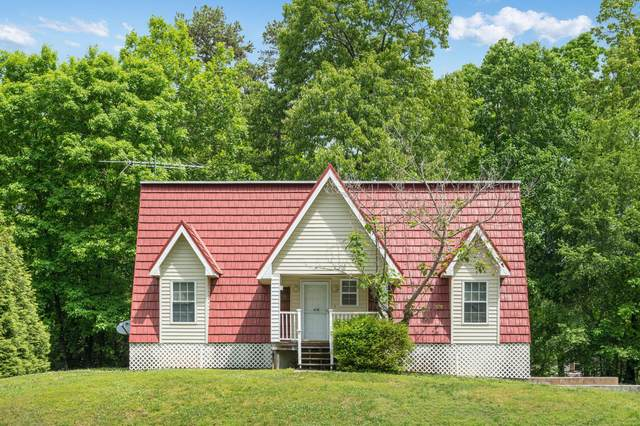 1731 Hunters Ridge Rd, Soddy Daisy, TN 37379 (MLS #1335476) :: Smith Property Partners
