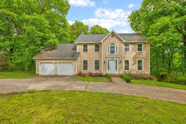 802 Brookhollow Ln, Chattanooga, TN 37421 (MLS #1335485) :: The Weathers Team