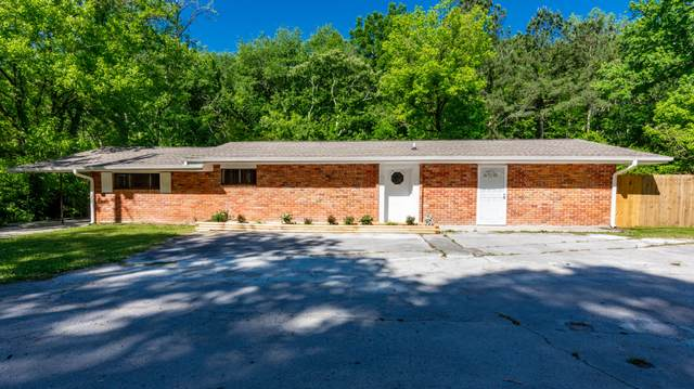 5401 Champion Rd, Chattanooga, TN 37416 (MLS #1335614) :: EXIT Realty Scenic Group