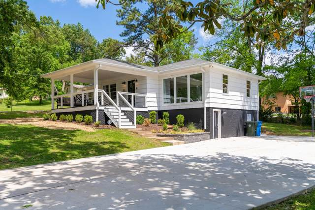 8101 Dudley Rd, Chattanooga, TN 37421 (MLS #1335615) :: EXIT Realty Scenic Group