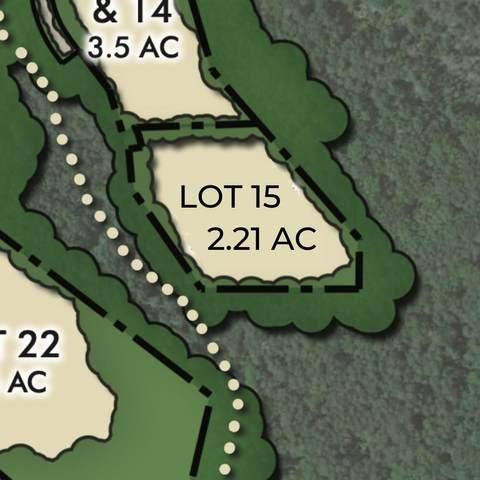 244 Little Bluff Rd Lot 15, Rising Fawn, GA 30738 (MLS #1335658) :: The Mark Hite Team