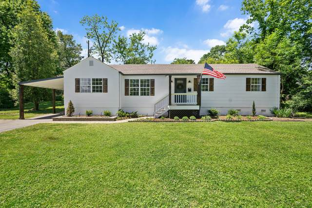 305 Asbury Dr, Chattanooga, TN 37411 (MLS #1335752) :: Keller Williams Realty | Barry and Diane Evans - The Evans Group
