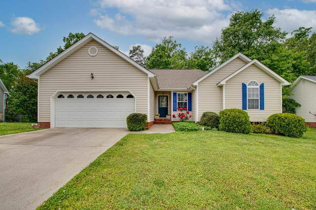 6061 Veronica Dr, Ooltewah, TN 37363 (MLS #1335765) :: Keller Williams Realty | Barry and Diane Evans - The Evans Group