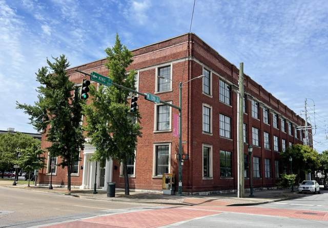 1301 Market Street St #203, Chattanooga, TN 37402 (MLS #1335773) :: Smith Property Partners