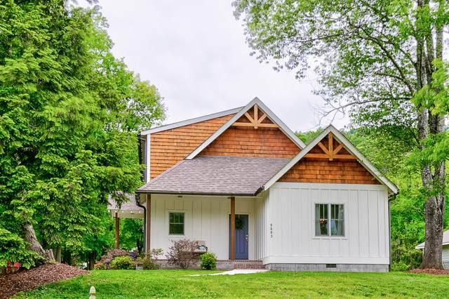 5003 Saint Elmo Ave, Chattanooga, TN 37409 (MLS #1335807) :: Smith Property Partners