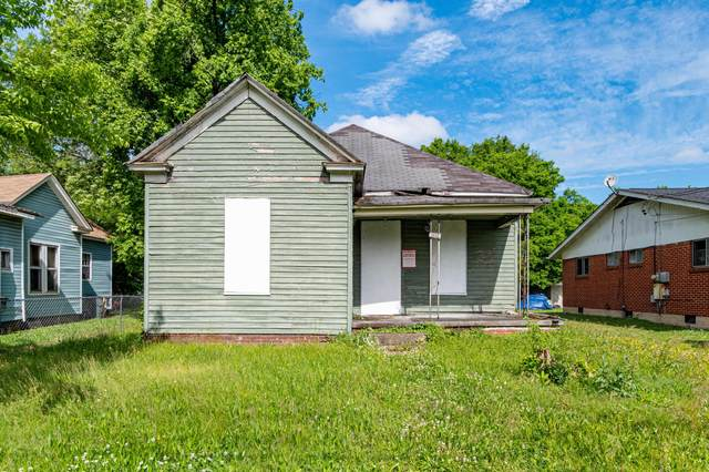 4009 Kirkland Ave, Chattanooga, TN 37410 (MLS #1335861) :: Smith Property Partners