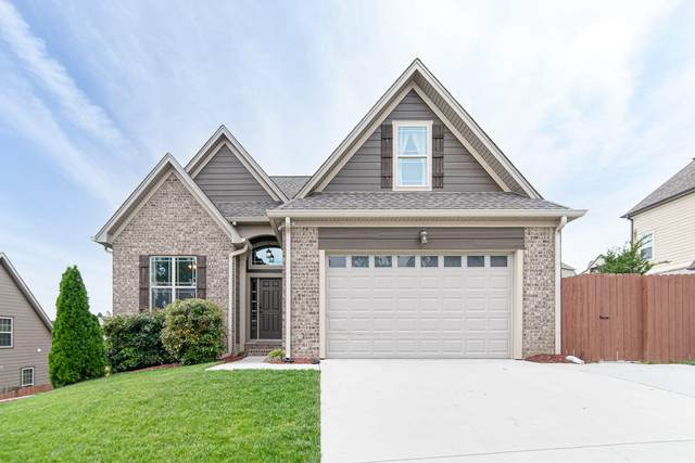 8103 Burgundy Cir, Chattanooga, TN 37421 (MLS #1335868) :: The Chattanooga's Finest | The Group Real Estate Brokerage