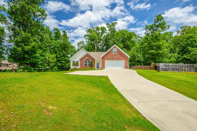 54 Easy St, Ringgold, GA 30736 (MLS #1335919) :: Keller Williams Realty | Barry and Diane Evans - The Evans Group