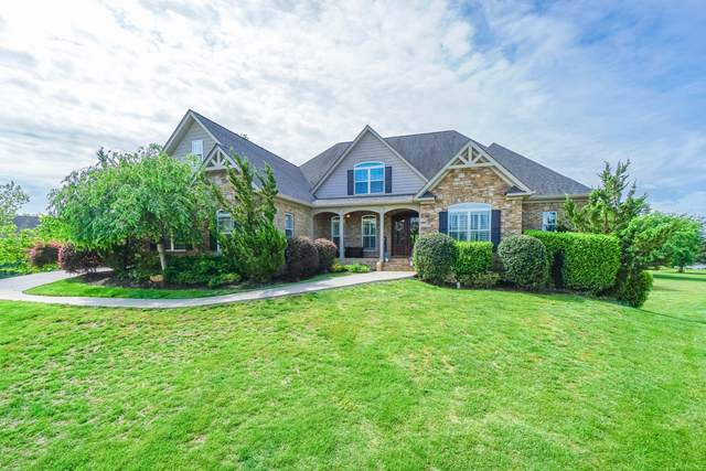 8225 Georgetown Bay Dr, Ooltewah, TN 37363 (MLS #1335922) :: The Robinson Team