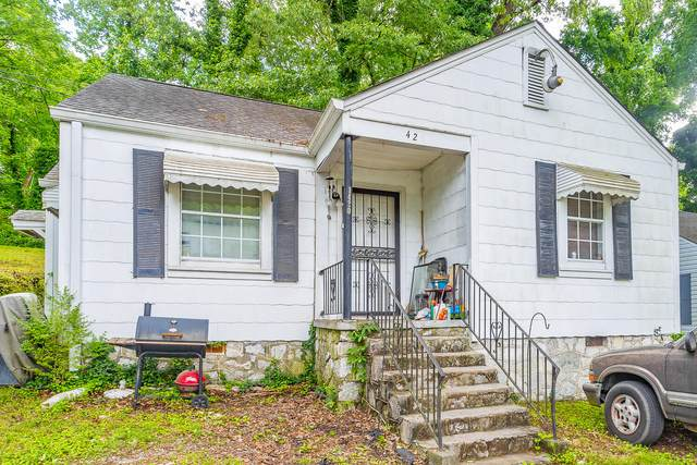 1420 Tunnel Blvd 21 & 22, Chattanooga, TN 37411 (MLS #1335923) :: EXIT Realty Scenic Group