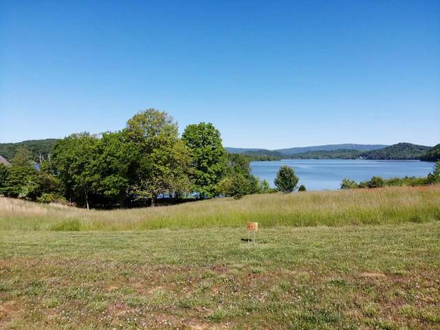 Lot 427 Pointe Vista Dr, Rockwood, TN 37854 (MLS #1335937) :: Smith Property Partners