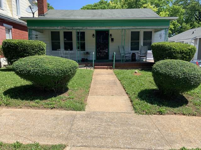 1907 Ivy St, Chattanooga, TN 37404 (MLS #1335997) :: Smith Property Partners