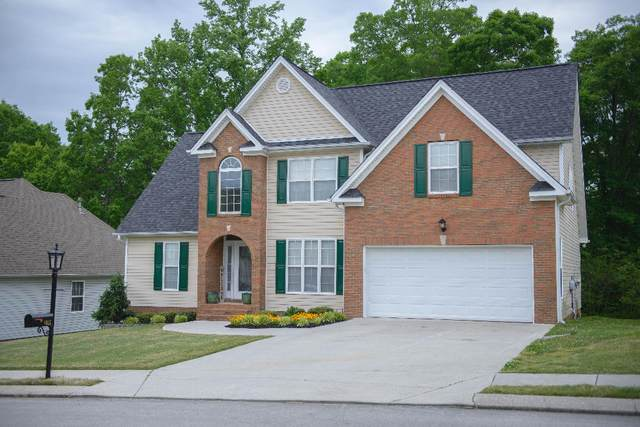 8047 Squirrel Wood Ct, Ooltewah, TN 37363 (MLS #1336031) :: The Robinson Team