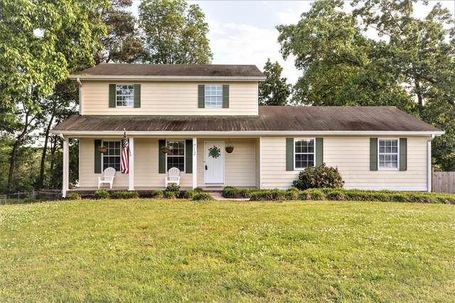 712 Northbrook Dr, Hixson, TN 37343 (MLS #1336047) :: Smith Property Partners