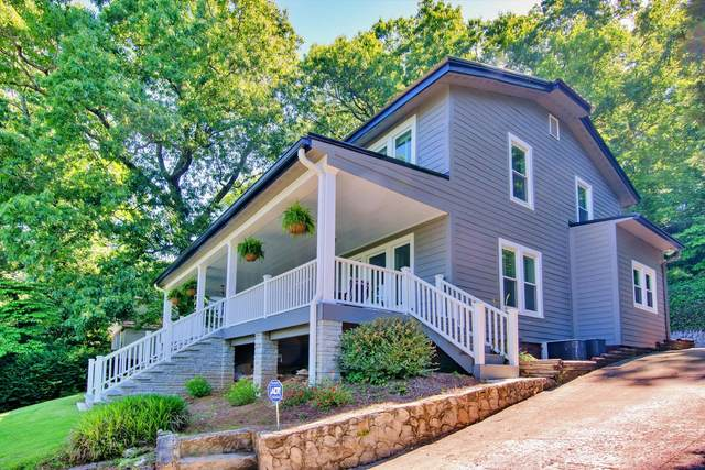 2130 Old Ringgold Rd, Chattanooga, TN 37404 (MLS #1336062) :: Smith Property Partners