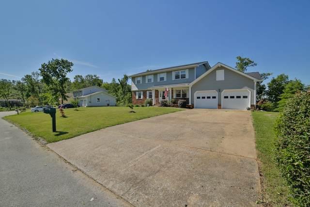 2307 Jennifer Dr, Chattanooga, TN 37421 (MLS #1336092) :: Smith Property Partners