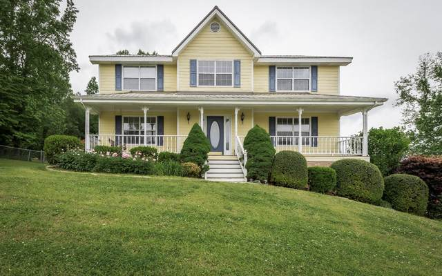 8957 Grey Mountain Dr, Ooltewah, TN 37363 (MLS #1336230) :: EXIT Realty Scenic Group