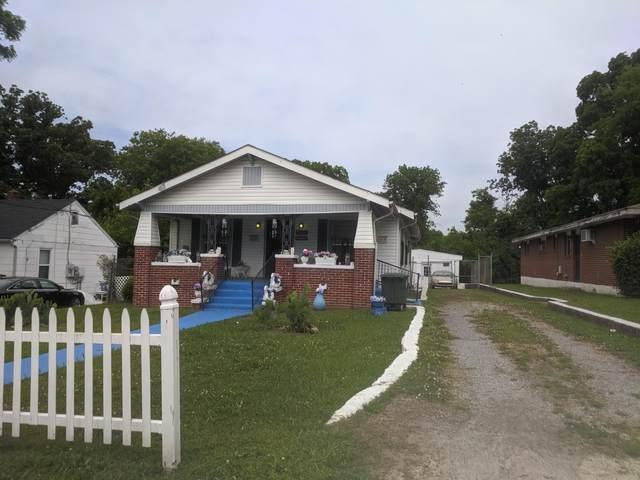 813 Wheeler Ave, Chattanooga, TN 37406 (MLS #1336242) :: The Lea Team