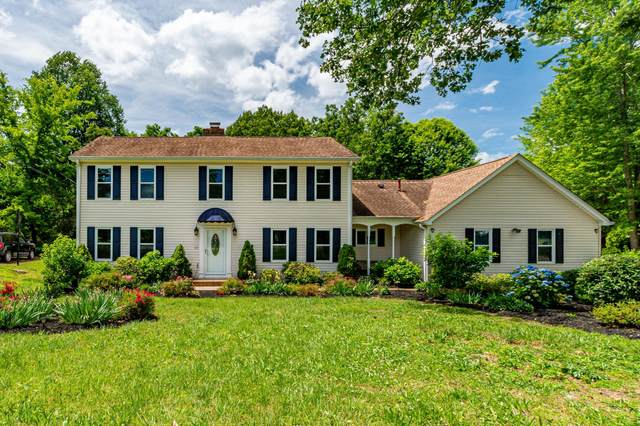813 Hurricane Creek Rd, Chattanooga, TN 37421 (MLS #1336318) :: EXIT Realty Scenic Group
