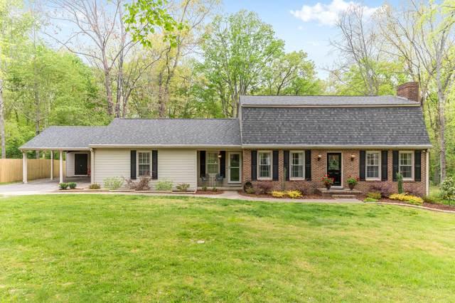 1248 Mountain Brook Cir, Signal Mountain, TN 37377 (MLS #1336359) :: EXIT Realty Scenic Group