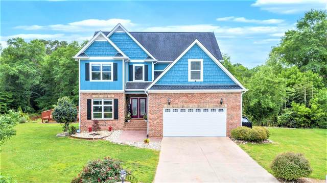 1381 Dreamcatcher Way, Hixson, TN 37343 (MLS #1336360) :: The Chattanooga's Finest | The Group Real Estate Brokerage