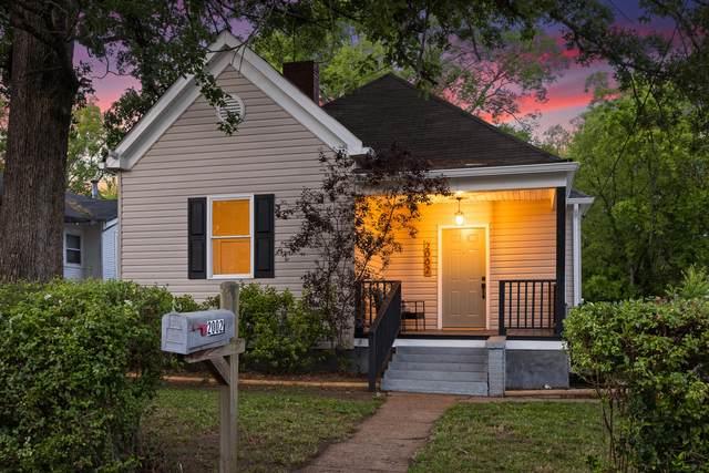 2002 Bennett Ave, Chattanooga, TN 37404 (MLS #1336399) :: Chattanooga Property Shop
