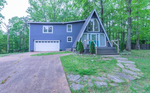 1219 Miller Cove Rd, Signal Mountain, TN 37377 (MLS #1336437) :: Smith Property Partners