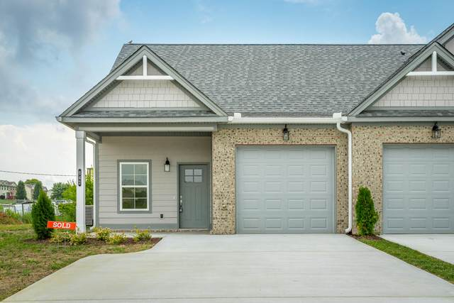 524 NE Bellingham Dr 13C, Cleveland, TN 37312 (MLS #1336451) :: Chattanooga Property Shop