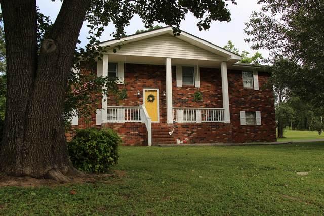 215 Battlewood Dr, Fort Oglethorpe, GA 30742 (MLS #1336471) :: EXIT Realty Scenic Group