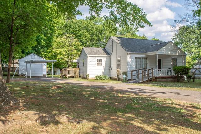 97 Mccallie Rd, Flintstone, GA 30725 (MLS #1336510) :: The Hollis Group
