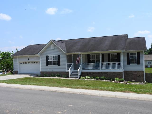 107 NE Fieldstone Pl, Cleveland, TN 37312 (MLS #1336604) :: Smith Property Partners