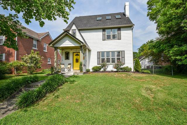 109 Asbury Dr, Chattanooga, TN 37411 (MLS #1336614) :: Smith Property Partners