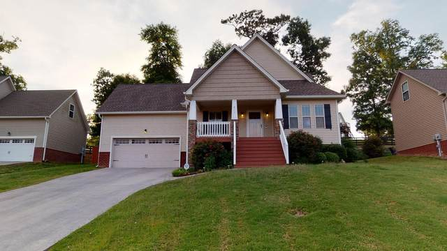 211 NW Silver Springs Tr #10, Cleveland, TN 37312 (MLS #1336686) :: Chattanooga Property Shop