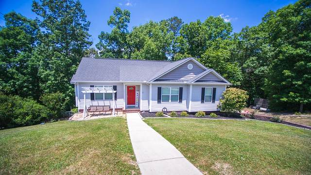 80 Easy St, Ringgold, GA 30736 (MLS #1336705) :: Smith Property Partners