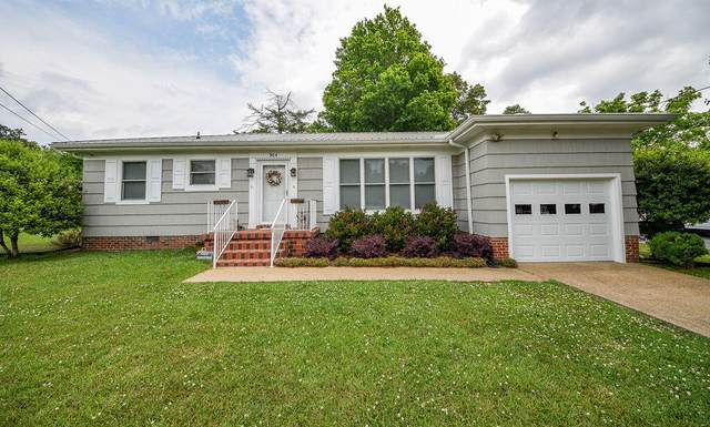904 NW Park Ave, Cleveland, TN 37311 (MLS #1336813) :: Chattanooga Property Shop