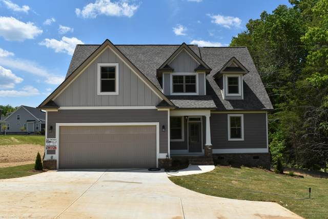 6526 Satjanon Dr Lot No. 201, Ooltewah, TN 37363 (MLS #1336888) :: The Chattanooga's Finest | The Group Real Estate Brokerage