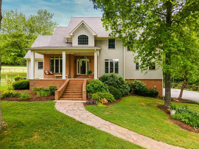 5540 Lula Lake Rd, Lookout Mountain, GA 30750 (MLS #1336893) :: Keller Williams Greater Downtown Realty | Barry and Diane Evans - The Evans Group
