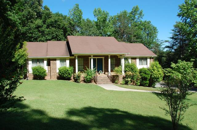 187 Brumby Rd, Flintstone, GA 30725 (MLS #1336929) :: EXIT Realty Scenic Group