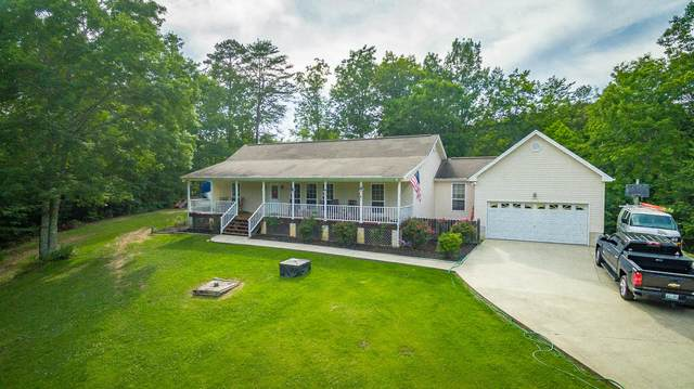 181 Jarrod Ln, Whitwell, TN 37397 (MLS #1336985) :: Keller Williams Greater Downtown Realty | Barry and Diane Evans - The Evans Group