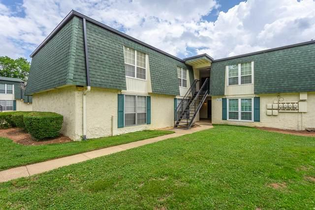 900 Mountain Creek Rd #461, Chattanooga, TN 37405 (MLS #1337037) :: The Lea Team