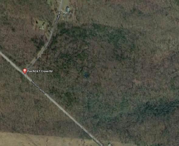 0 Henson Gap Rd, Dunlap, TN 37327 (MLS #1337042) :: The Lea Team