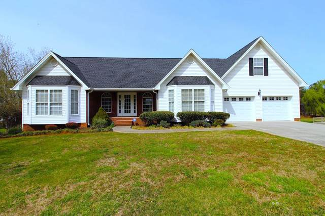 640 Hiwassee Dr, Decatur, TN 37322 (MLS #1337076) :: Smith Property Partners