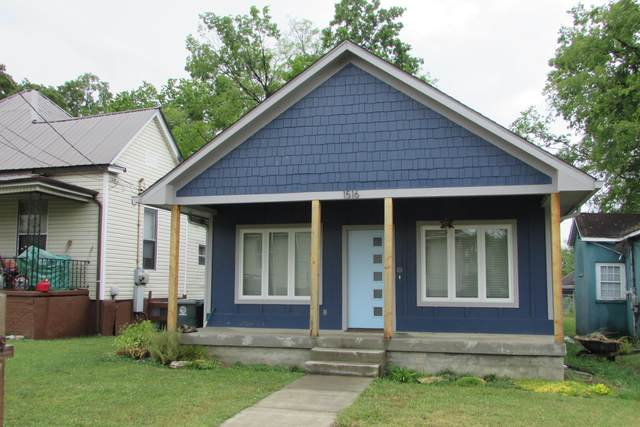 1516 E 12th St, Chattanooga, TN 37404 (MLS #1337081) :: The Chattanooga's Finest | The Group Real Estate Brokerage