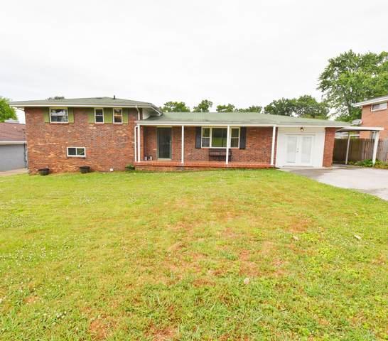 48 Stovall St, Fort Oglethorpe, GA 30742 (MLS #1337111) :: EXIT Realty Scenic Group