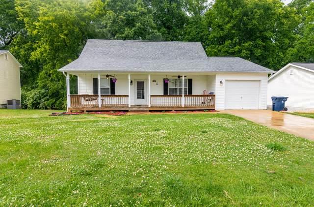 112 Christopher Dr, Chickamauga, GA 30707 (MLS #1337169) :: Chattanooga Property Shop