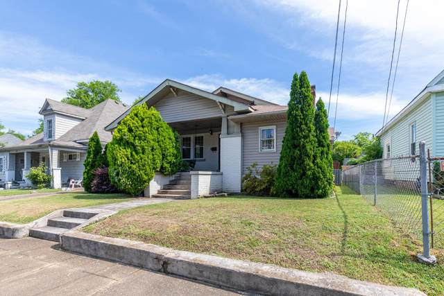 2507 Union Ave, Chattanooga, TN 37404 (MLS #1337220) :: The Hollis Group